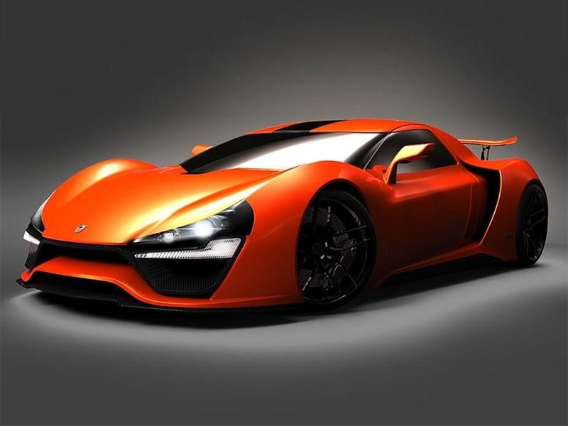 Trion SuperCars Nemesis 2015 Дикий янки