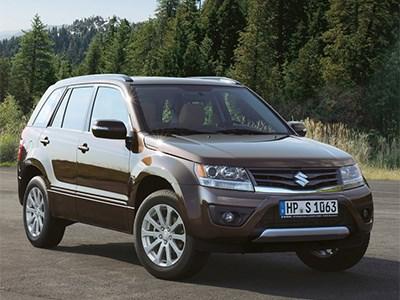 Suzuki не планирует прекращать продажи внедорожника Grand Vitara в России