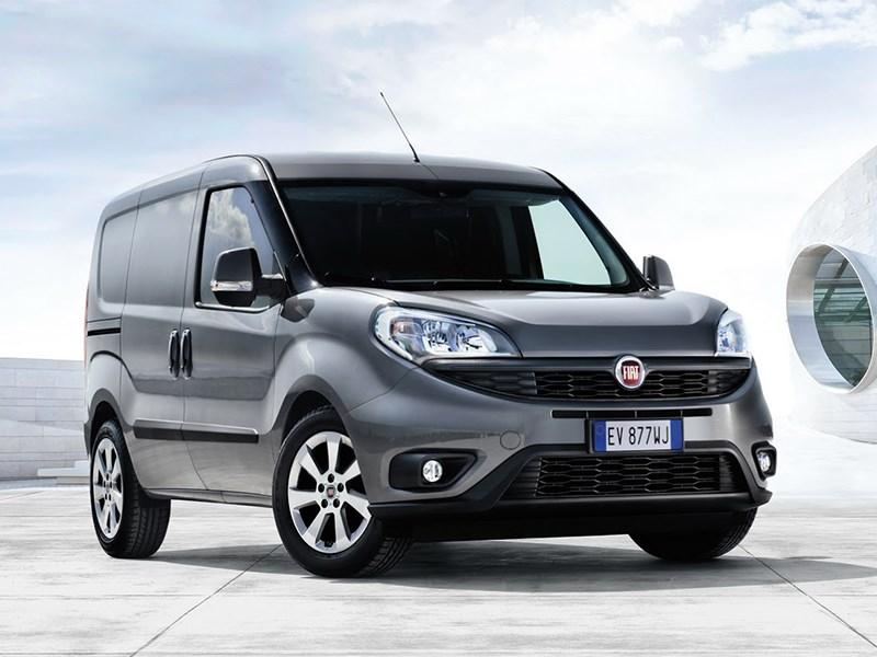Новый Fiat Doblo - Fiat Doblo 2015 С улыбкой