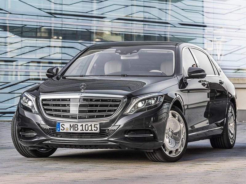 Mercedes-Benz S-Class Maybach I
