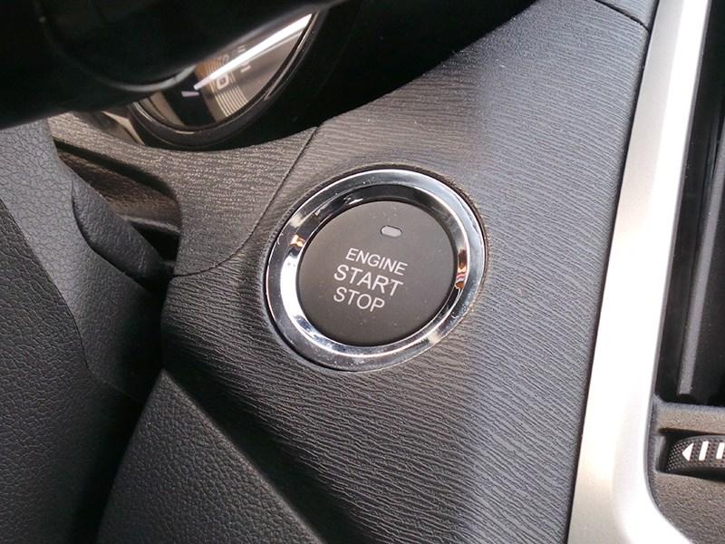 Chery Arrizo 7 2014 кнопка старт-стоп