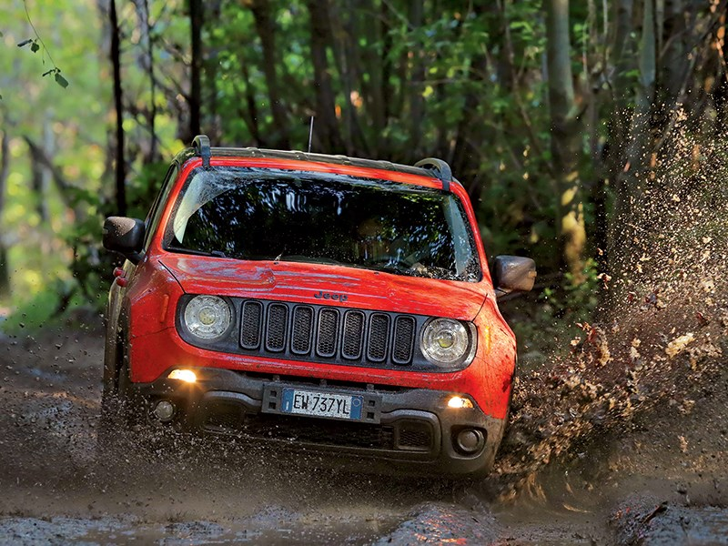 Jeep Renegade 2014 Свои правила