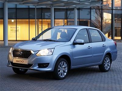 В январе россияне приобрели три тысячи седанов Datsun on-DO