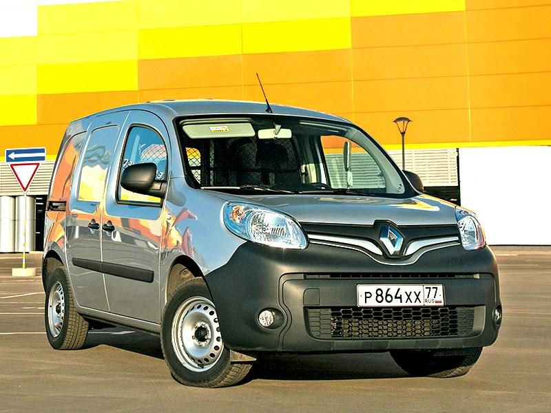 Renault Kangoo 2014 Кенгуру