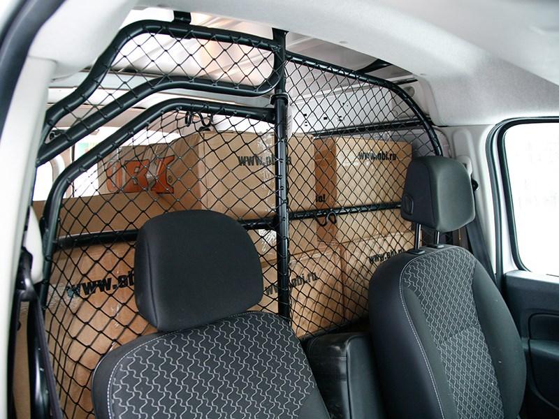 Renault Kangoo 2014 кресла для водителя и пассажира