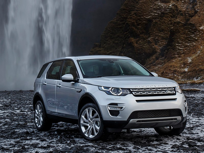 Land Rover Discovery Sport 2015 Преемник
