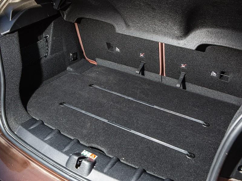 MINI Paceman Cooper S All4 багажное отделение
