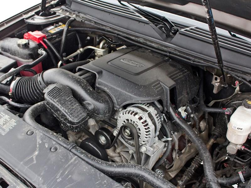 Cadillac Escalade 2009 двигатель