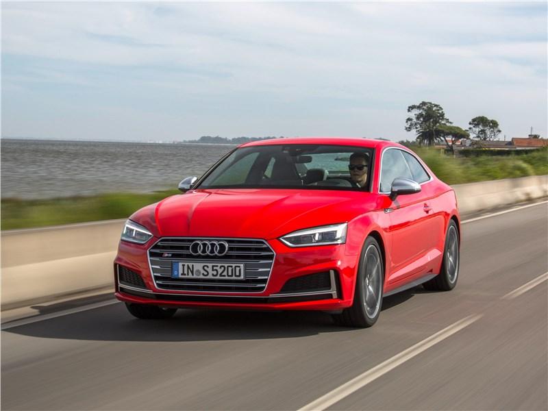 Audi S5 2017 Грани искусства