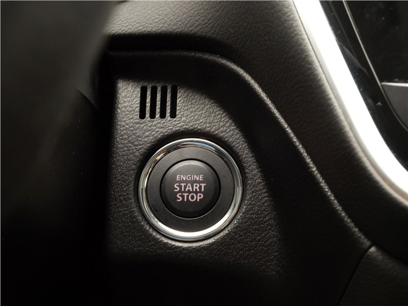 Suzuki SX4 2016 кнопка Start/Stop Engine