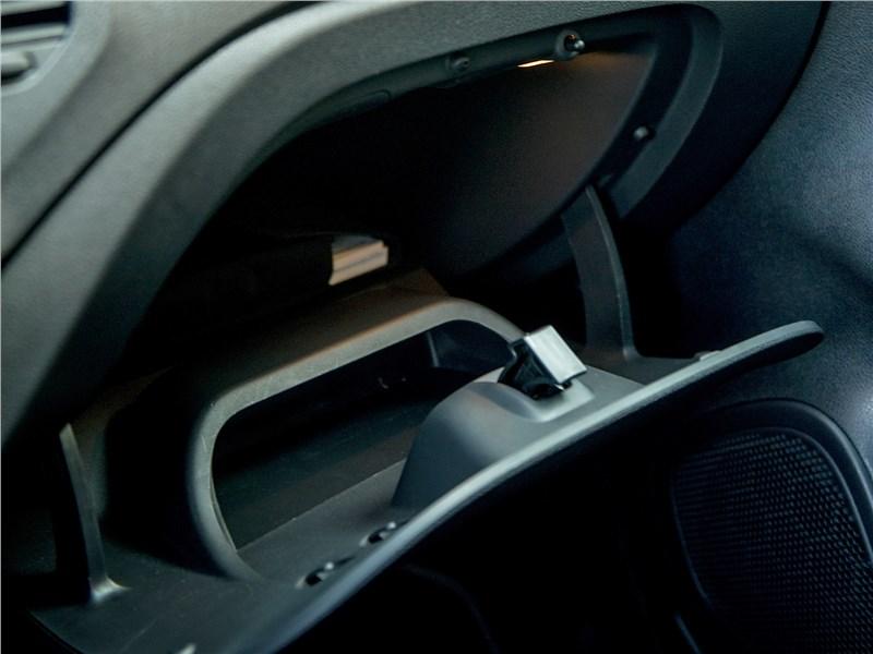 Renault Kaptur 2016 перчаточный ящик