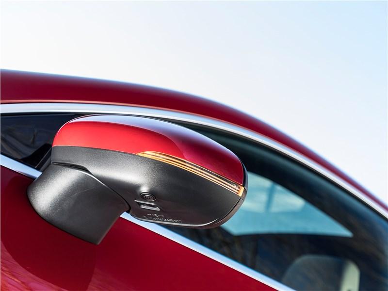 Mercedes-Benz CLA 2020 боковое зеркало