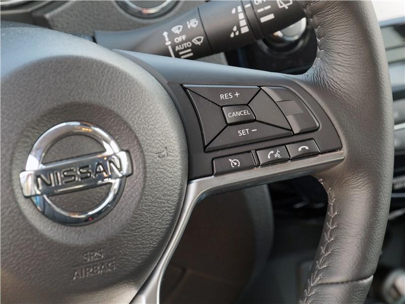 Nissan Qashqai 2018 руль
