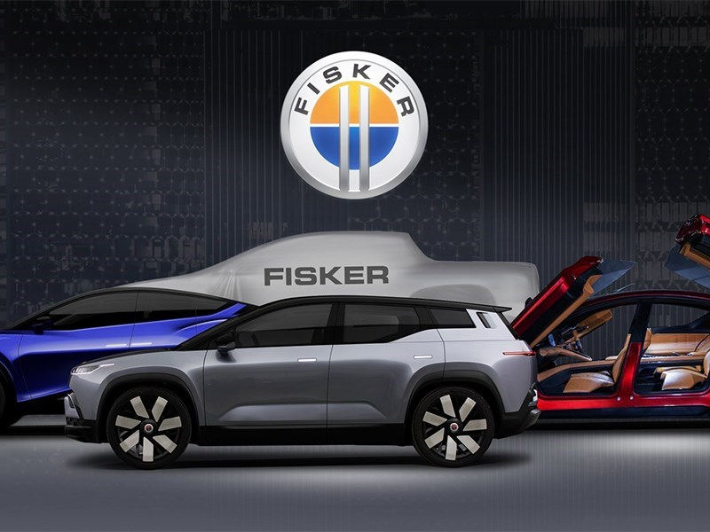 В Fisker раскрыли дизайн своего пикапа