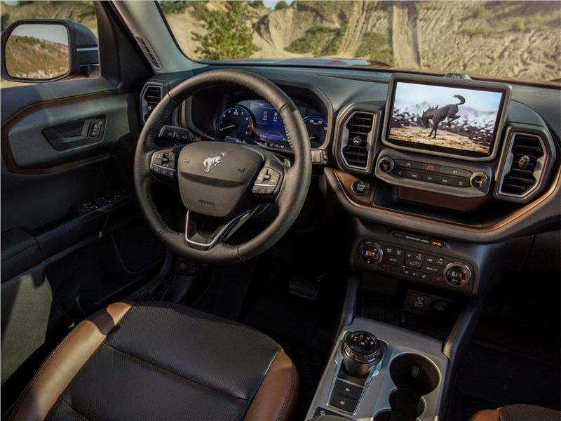 Ford Bronco Sport (2021) салон