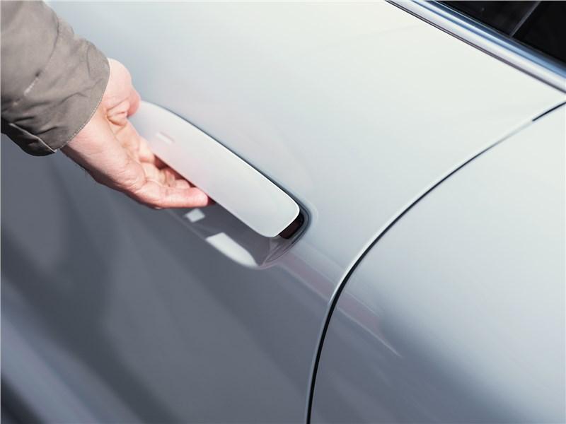 Porsche Taycan 2020 ручка двери