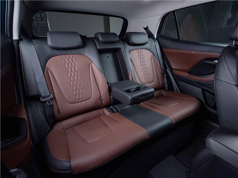 Hyundai Creta (2020) вид спередиHyundai Creta (2020) задний диван