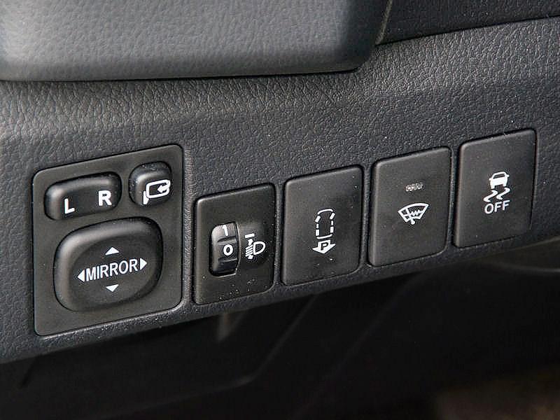 Toyota Corolla 2013 кнопки управления