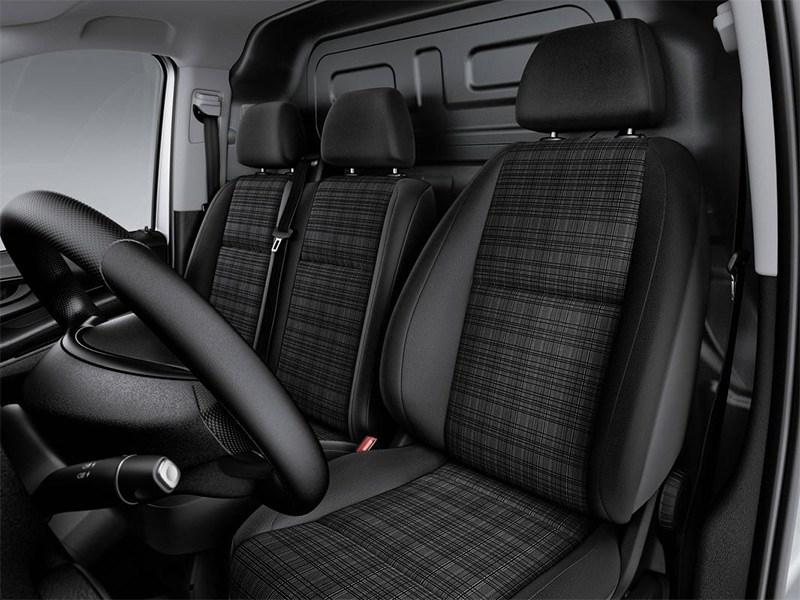 Mercedes-Benz Vito 2015 передние кресла