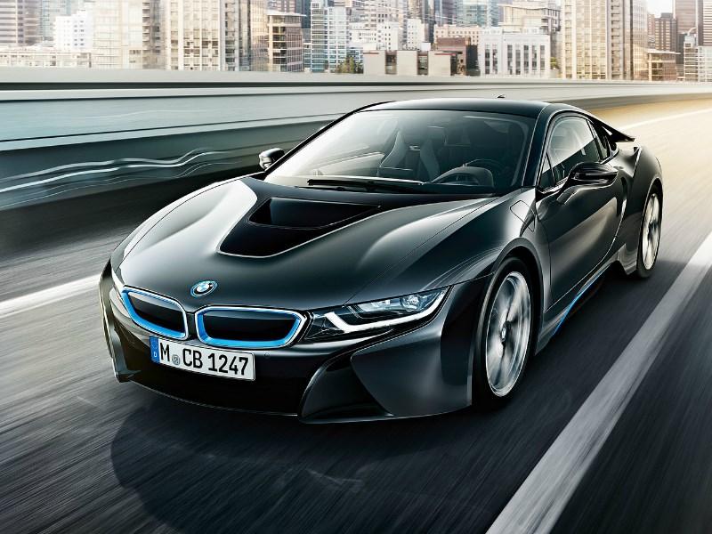 BMW i меняет сферу деятельности