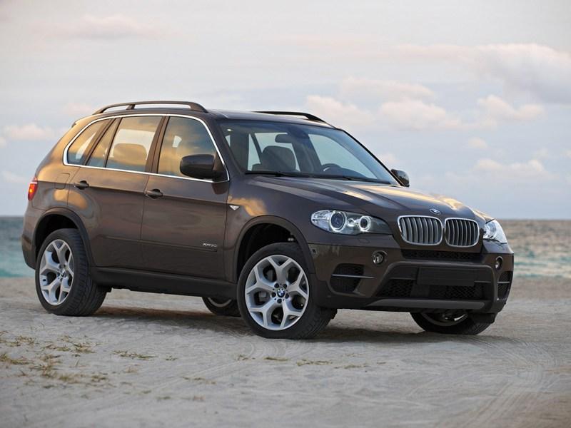 Положение обязывает.. (BMW X5, Mercedes-Benz ML-Klasse, Volkswagen Touareg) X5 поколение E70_ рест.