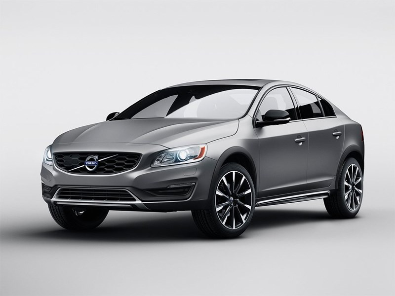 Volvo S60 Cross Country 2016 Монополист