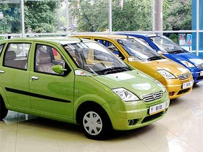 В прошлом году импорт китайских автомобилей на российский рынок сократился на треть