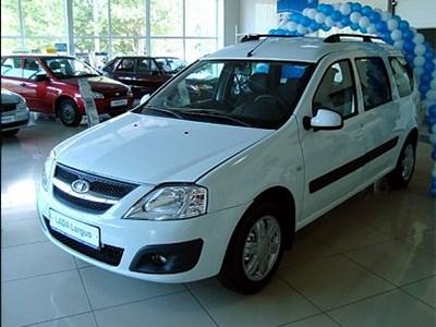 Доля продаж автомобилей Lada на российском рынке превысила 19%