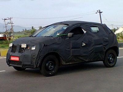 Renault готовится к премьере нового сверхбюджетного хэтчбэка