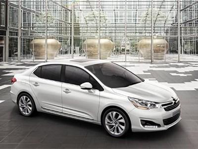 Citroen снизил цены на седан C4 на 80 тысяч рублей