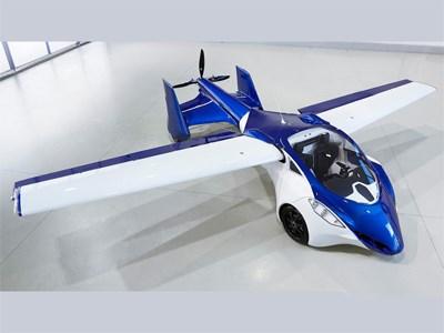 Словаки обещают начать продажи летающего автомобиля в 2017 году