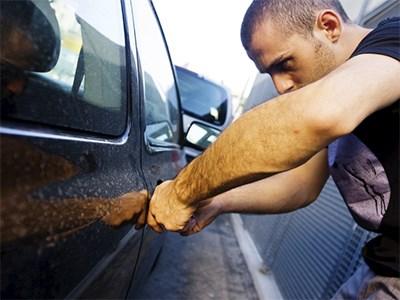 В столице сократилось количество угонов автомобилей