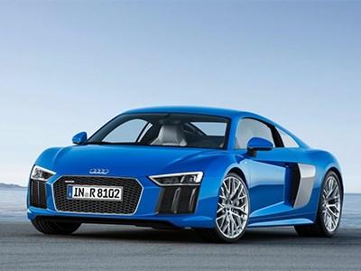 В Нью-Йорке состоялась премьера обновленного купе Audi R8