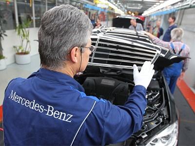 Руководство Daimler AG примет решение о постройке завода Mercedes-Benz в РФ уже в мае