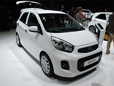 Новое поколение Kia Picanto появится на российском рынке уже в этом году