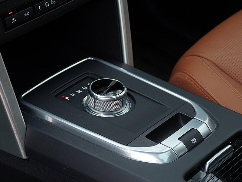 Land Rover Discovery Sport 2015 «Шайба» управления режимами движения