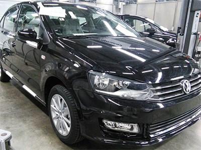 Калужский завод Volkswagen готовится к производству обновленного Polo
