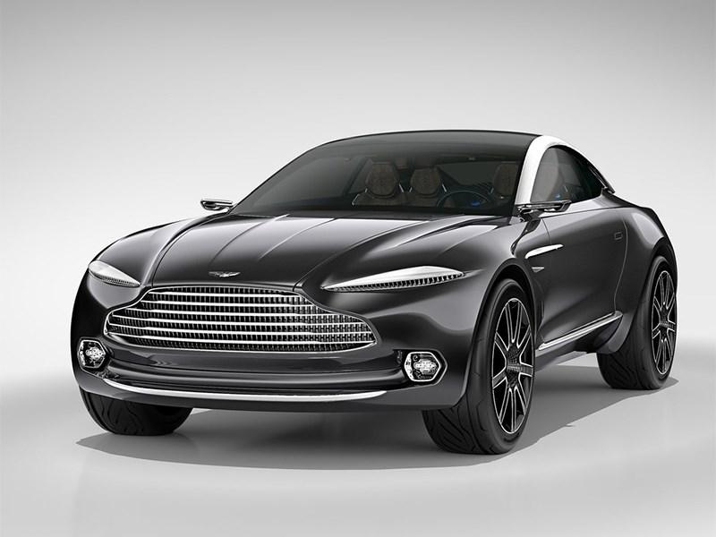 Новый Aston Martin DBX - Aston Martin DBX Concept 2015 Реформатор