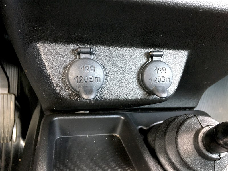 Lada 4x4 2019 розетки 12 B