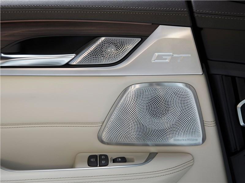 BMW 6-Series Gran Turismo 2018 акустика Bowers&Wilkins