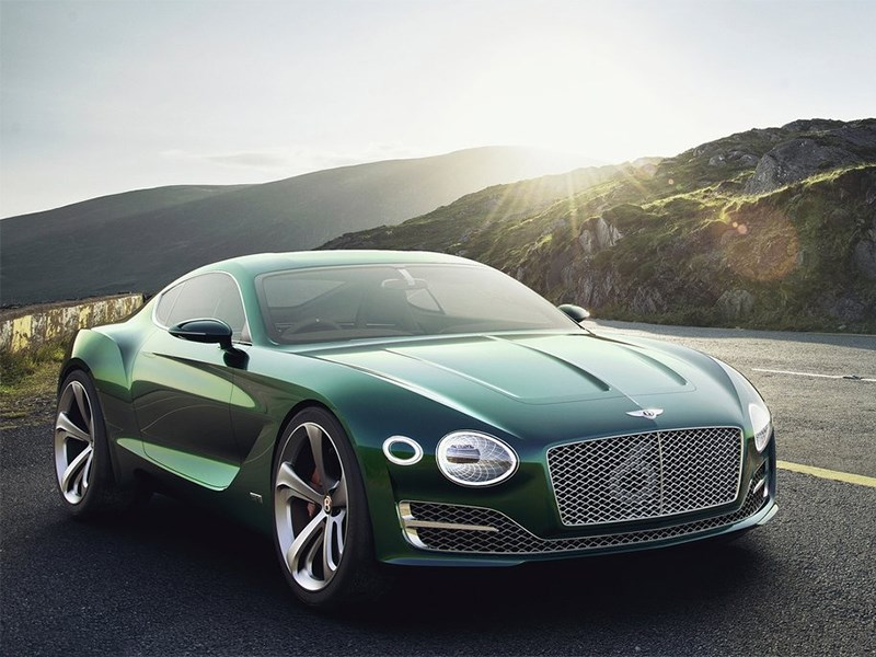 Новый Bentley EXP 10 Speed 6 - Bentley EXP 10 Speed 6 Concept 2015 Свежий взгляд