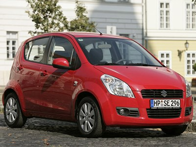 Российский рынок покидают сразу две модели от Suzuki