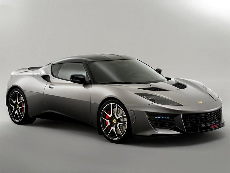 Lotus Evora 400 2016 Рекордсмен