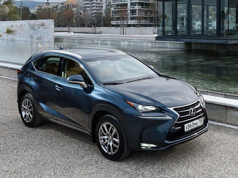 Lexus NX - lexus nx 2014 царь горы