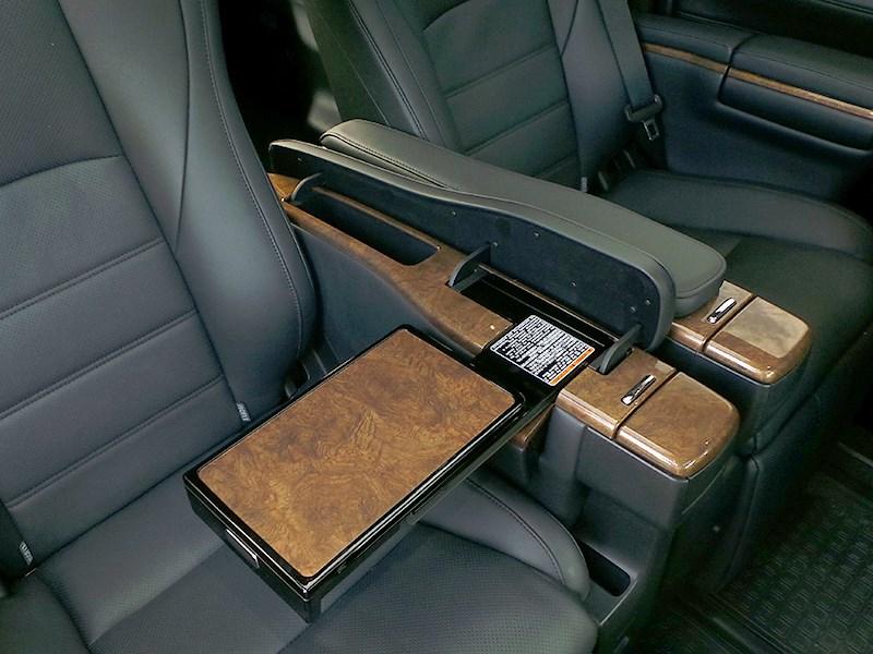 Toyota Alphard 2015 выдвижной мини-столик