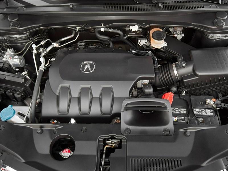 Acura RDX 2013 двигатель