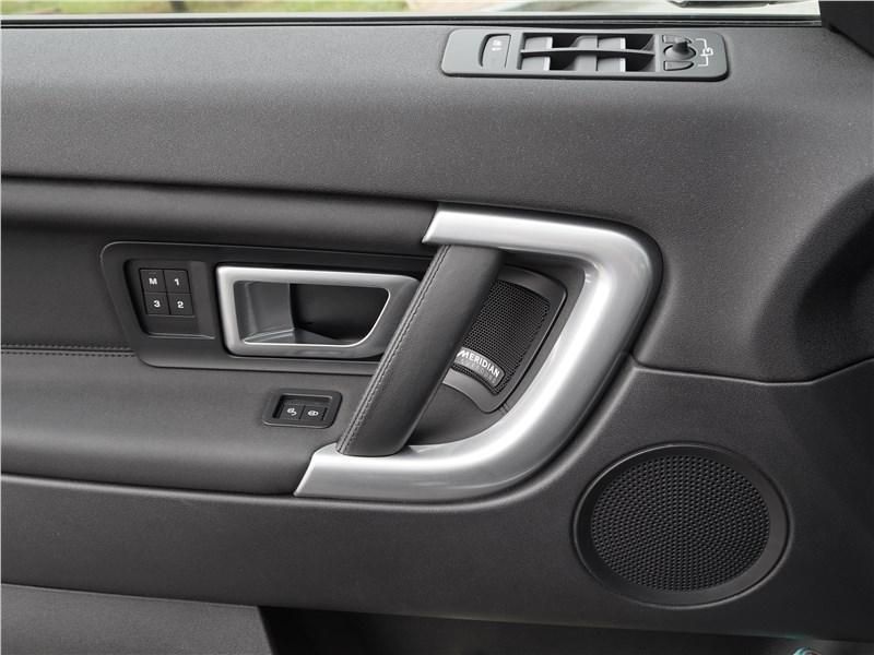 Land Rover Discovery Sport 2015 дверь