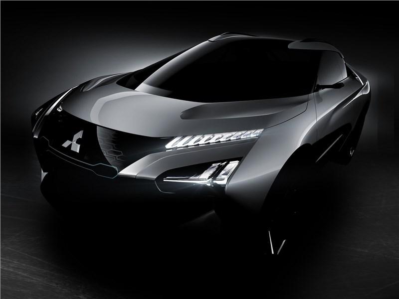 Новый Mitsubishi e-Evolution - Mitsubishi e-Evolution Concept 2017 Кормчий