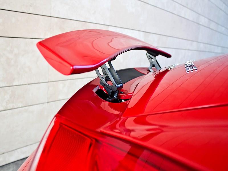 Porsche Cayman S 2013 заднее антикрыло