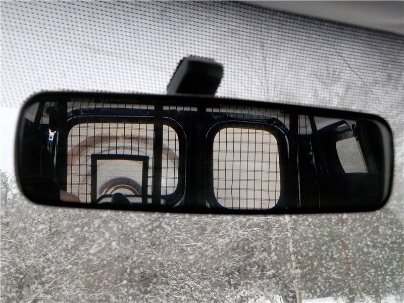 Renault Dokker 2018 зеркало